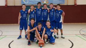 Basketball Bundesfinale WK III Jungen @ Berlin