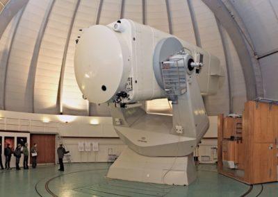 Alfred-Jensch-Teleskop Quelle: Thueringer Landessternwarte
