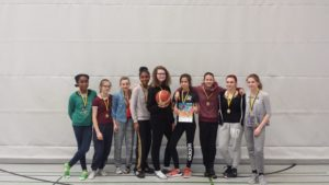 Basketball; Mädchen; WK III; Landesfinale @ Kahla