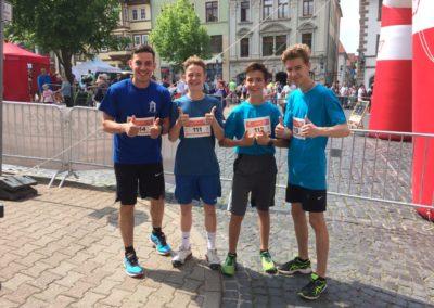 Sp_Gotha-Citylauf; 13.05.2018; Gruppenbild; 1