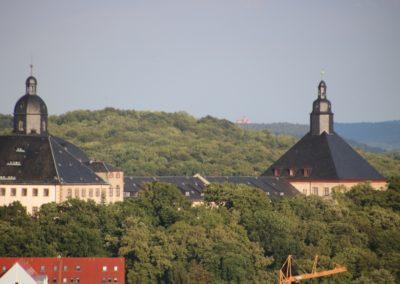10 Blick zum Schloss und zur Wachsenburg