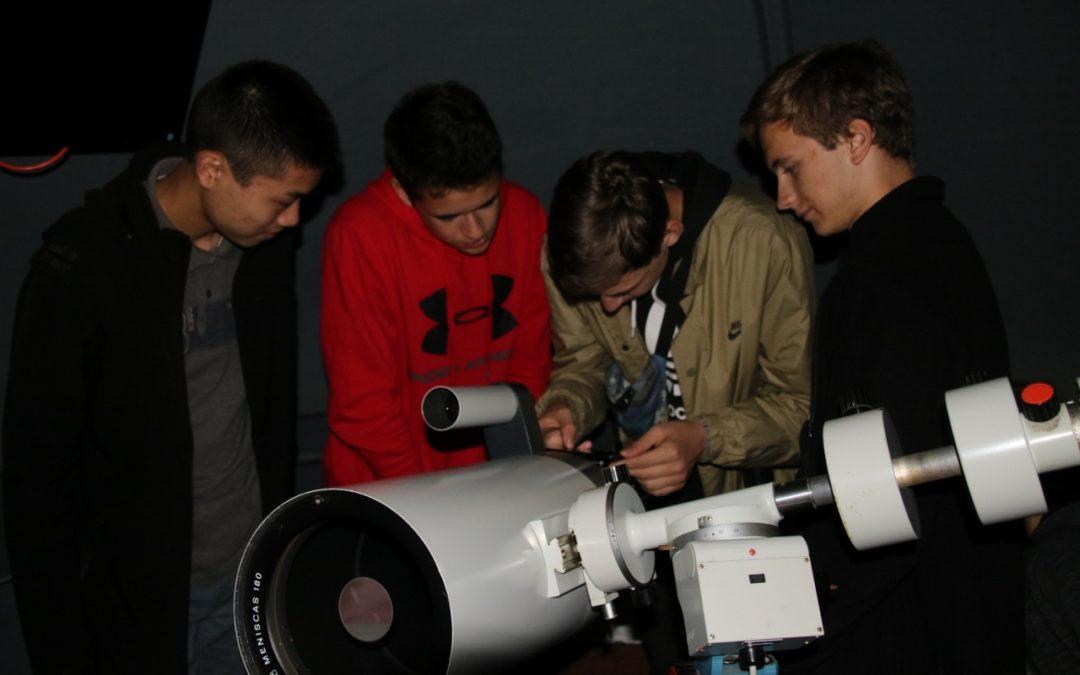 Auf den Spuren der Astronomie in Gotha