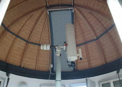 5 Teleskop Rohrbachturm