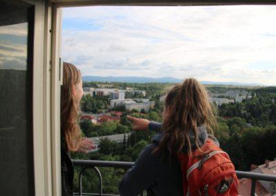 6 Ausblick vom Rohrbachturm
