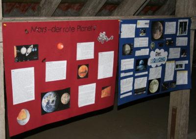 Poster zu Mars und Mond