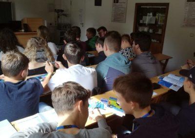 Vorlesung wie die Großen