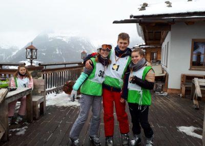 Skilager; 19; Sieger; Slalomrennen; A