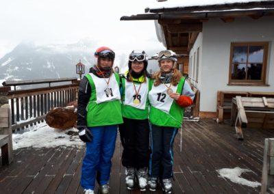 Skilager; 19; Sieger; Slalomrennen; AA; w