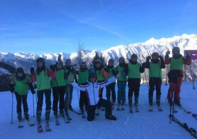 Skilager; 19; Skigruppe; A;