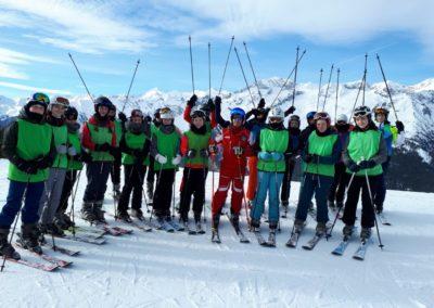 Skilager; 19; Skigruppe; A