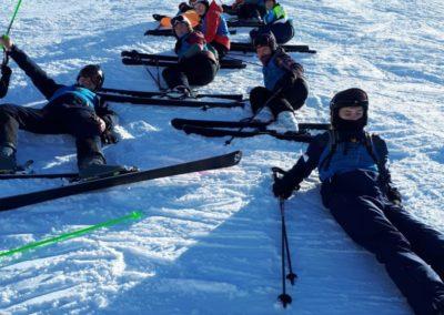 Skilager; 19; Skigruppe; Helfer