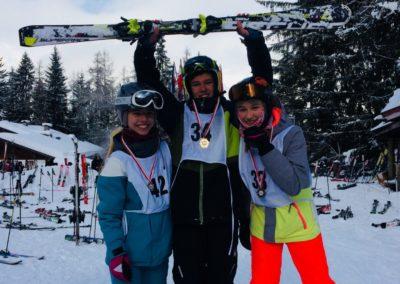 Skilager; 2018; Sieger F