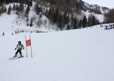 Skilager; 19; Slalomrennen; 1