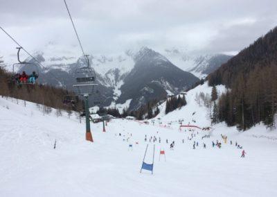 Skilager; 19; Slalomrennen; 2